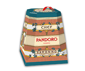 Pandoro classico 750g Ast.Box